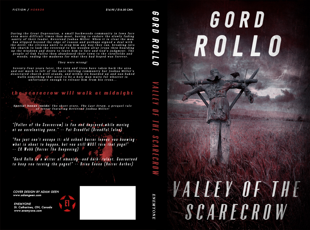 Valley of the Scarecrow - Paperback