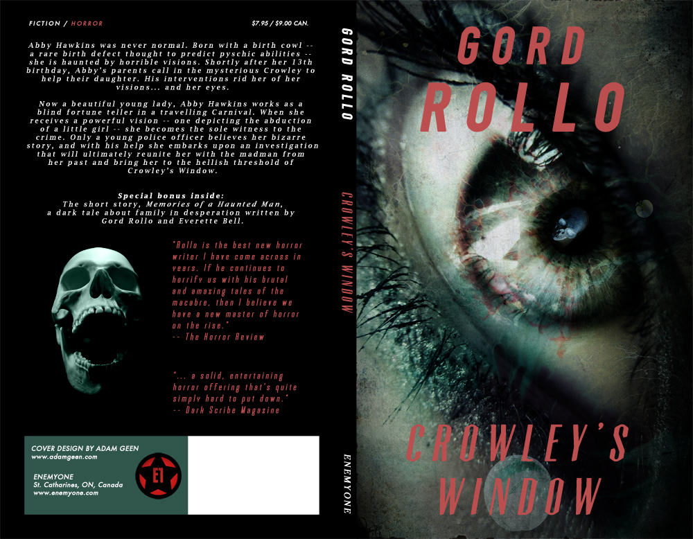 Crowley's Window - Paperback